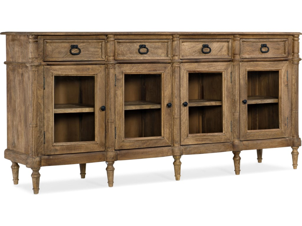 Hamilton Home 5847Entertainment Console