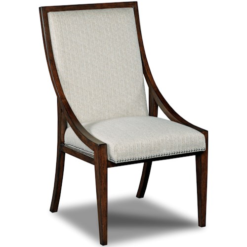 Hooker Furniture Dining Chairs Upholstered Armless Dining Chair