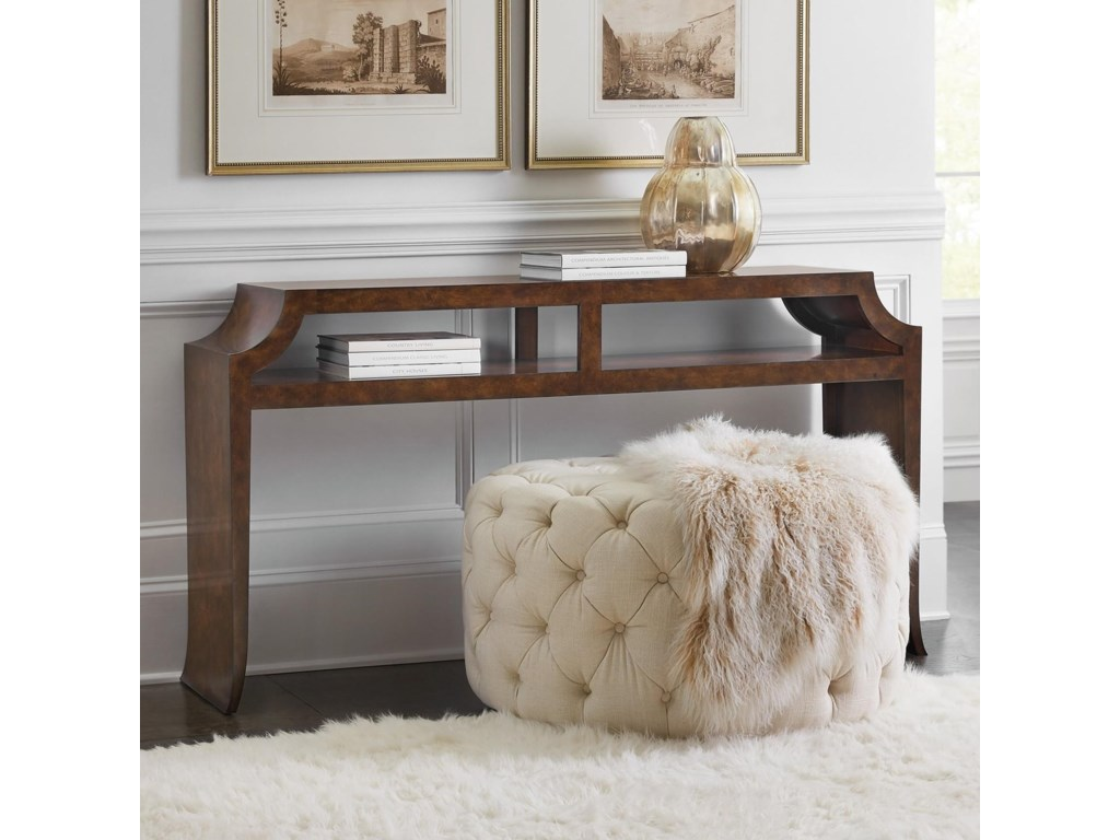 Hooker Furniture Living Room AccentsConsole Table