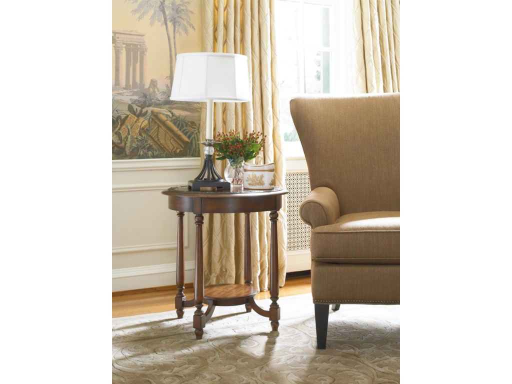 Hooker Furniture Living Room AccentsRound Accent Table