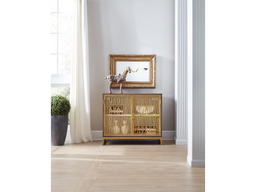 Hooker Furniture Living Room AccentsOpen Chest