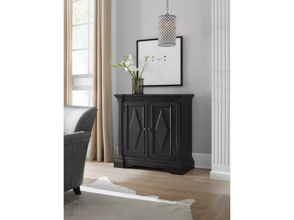 Hooker Furniture Living Room AccentsTwo-Door Chest