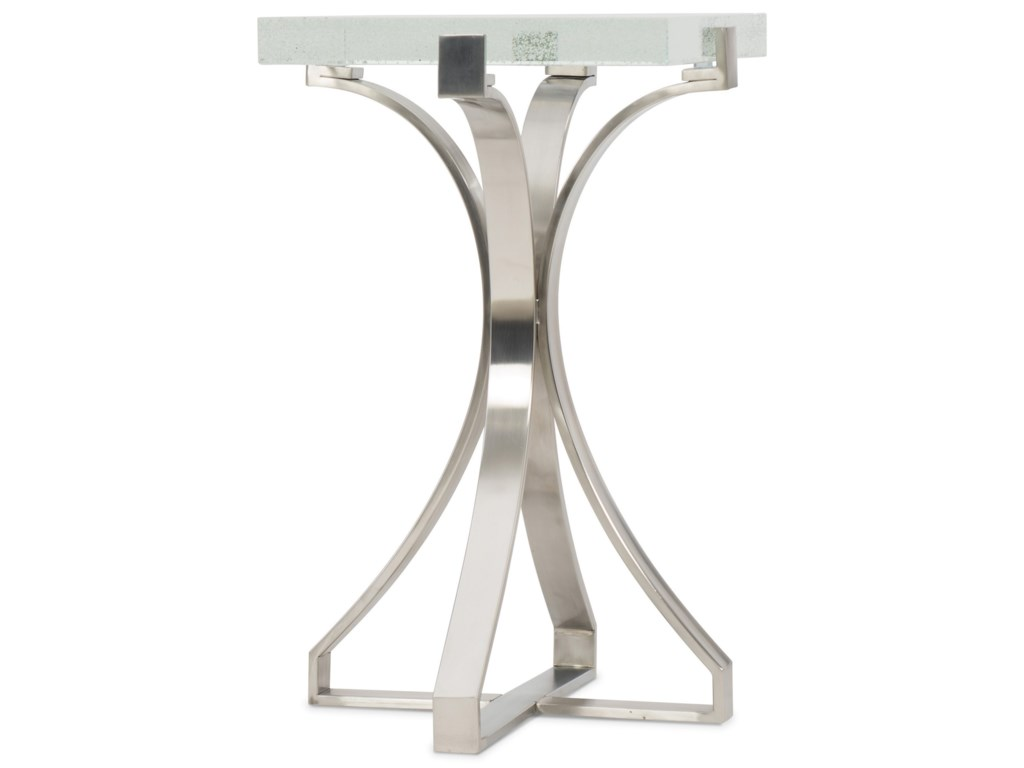 Hooker Furniture Living Room AccentsBubble Glass Accent Table