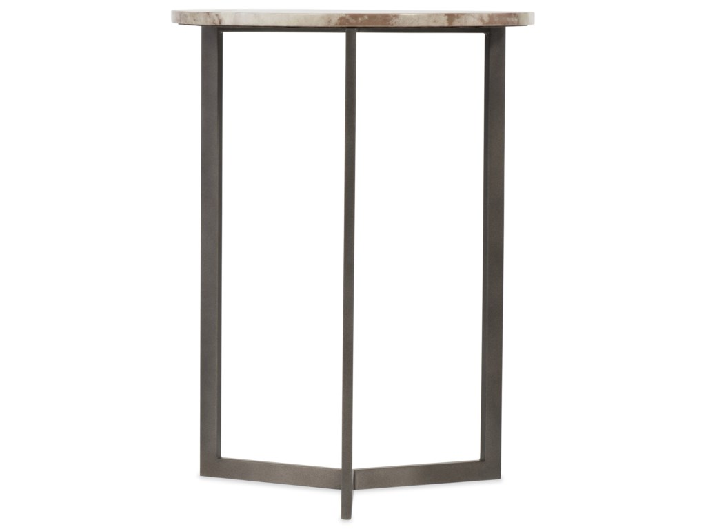 Hooker Furniture Living Room AccentsVellum Top End Table