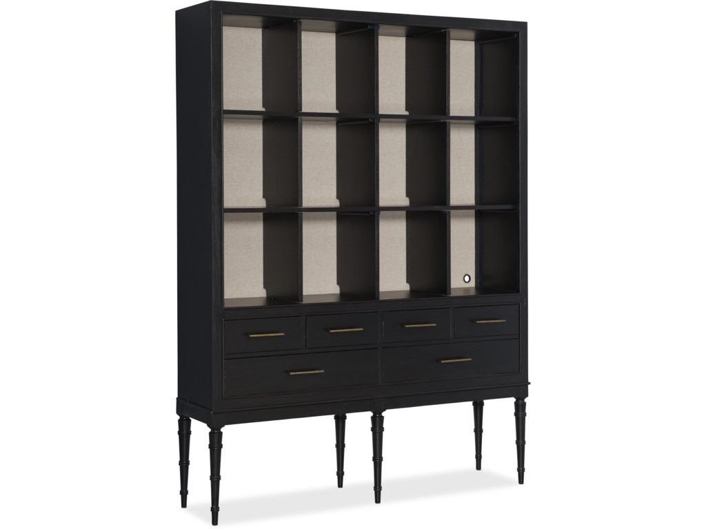 Hooker Furniture Living Room AccentsTall Bookcase