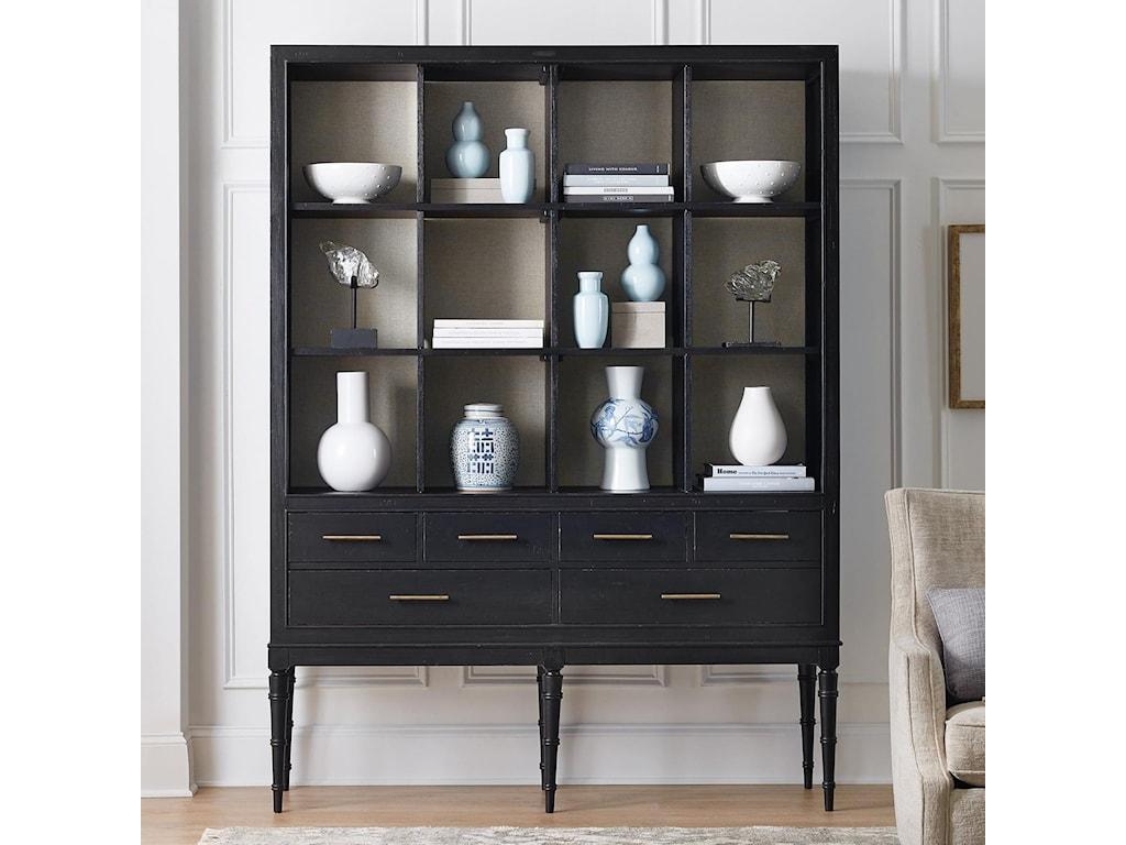 Hamilton Home Living Room AccentsTall Bookcase