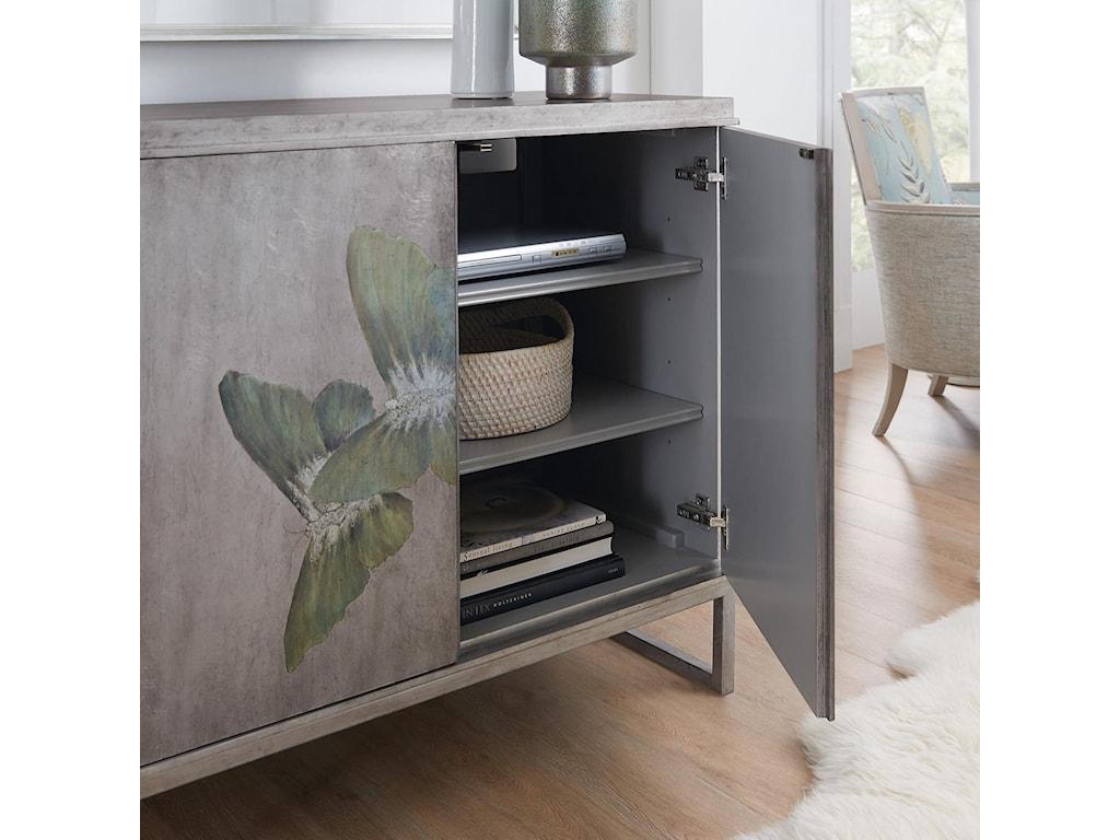 Hooker Furniture Living Room Accents2-Door Accent Cabinet