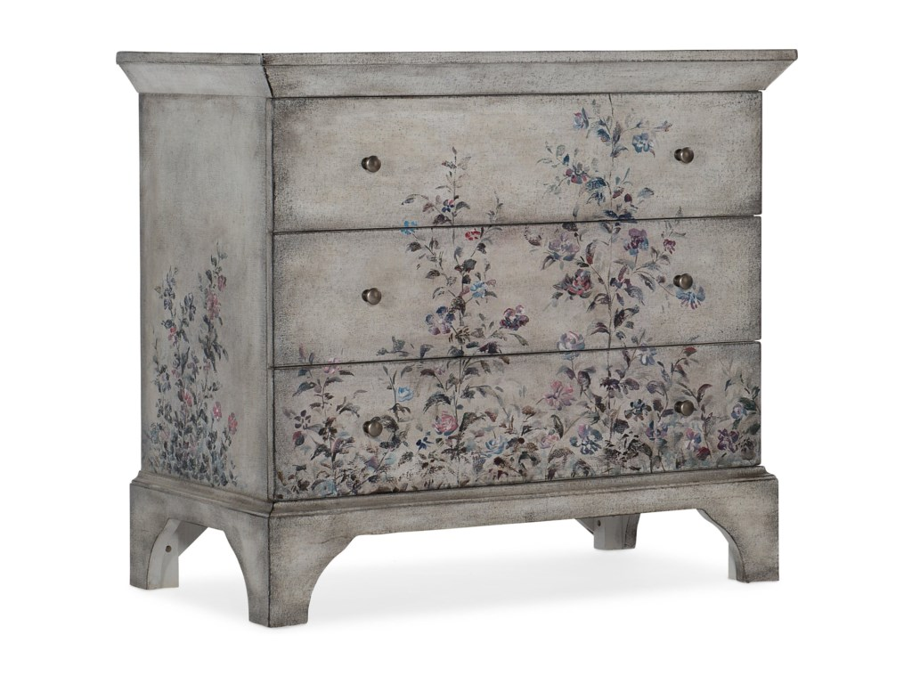Hooker Furniture Living Room Accents3-Drawer Accent Chest
