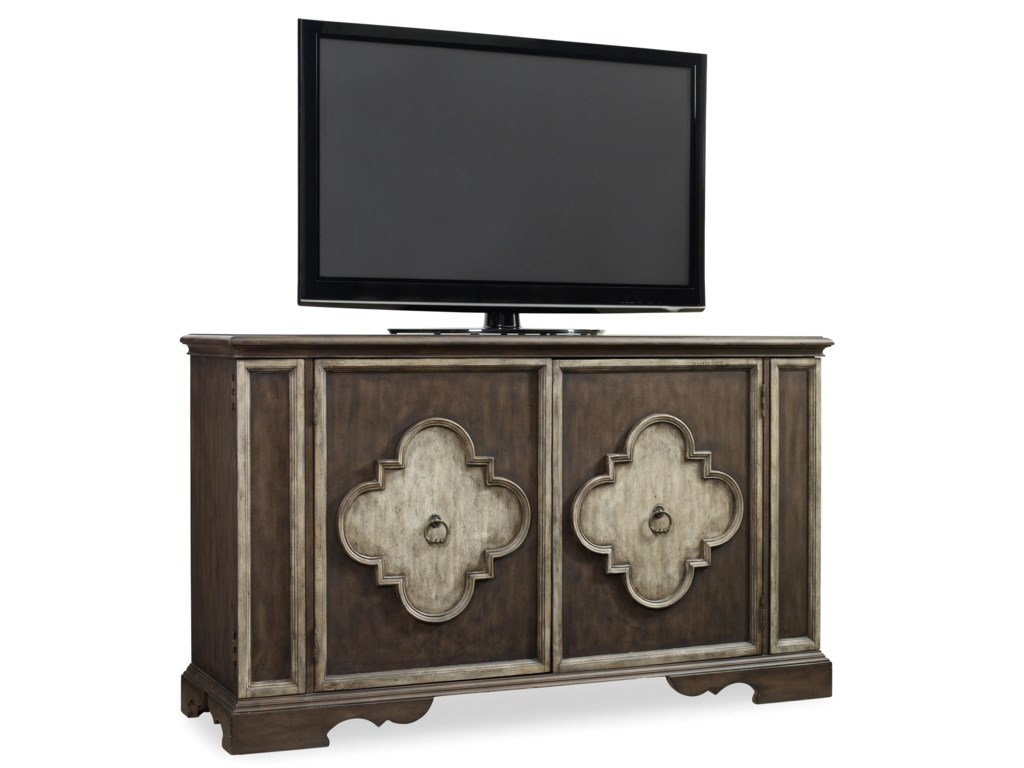 Hooker Furniture Living Room Accents2 Door Console