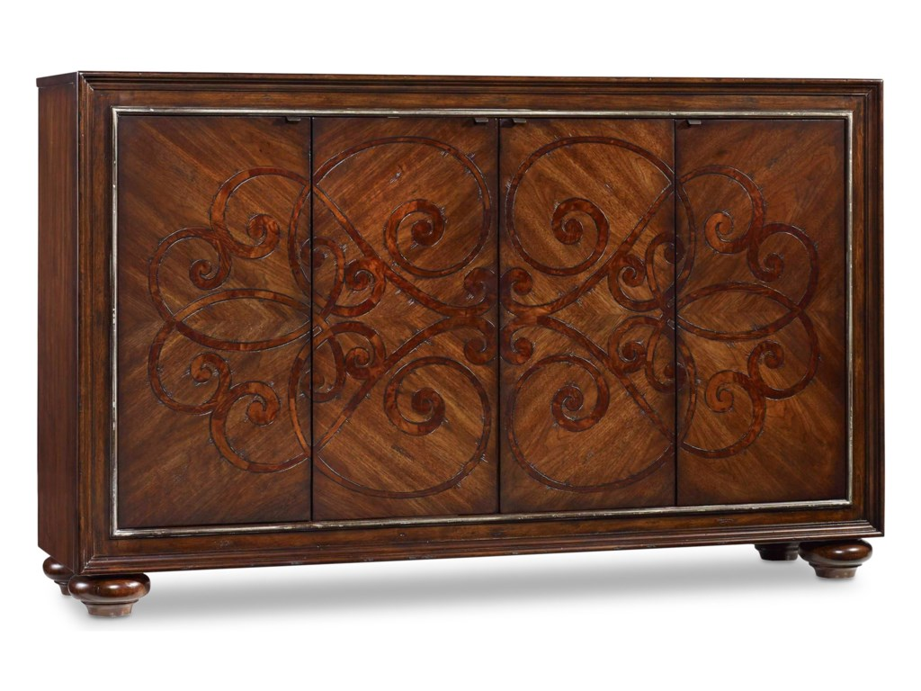 Hooker Furniture Living Room AccentsAccent Door Chest