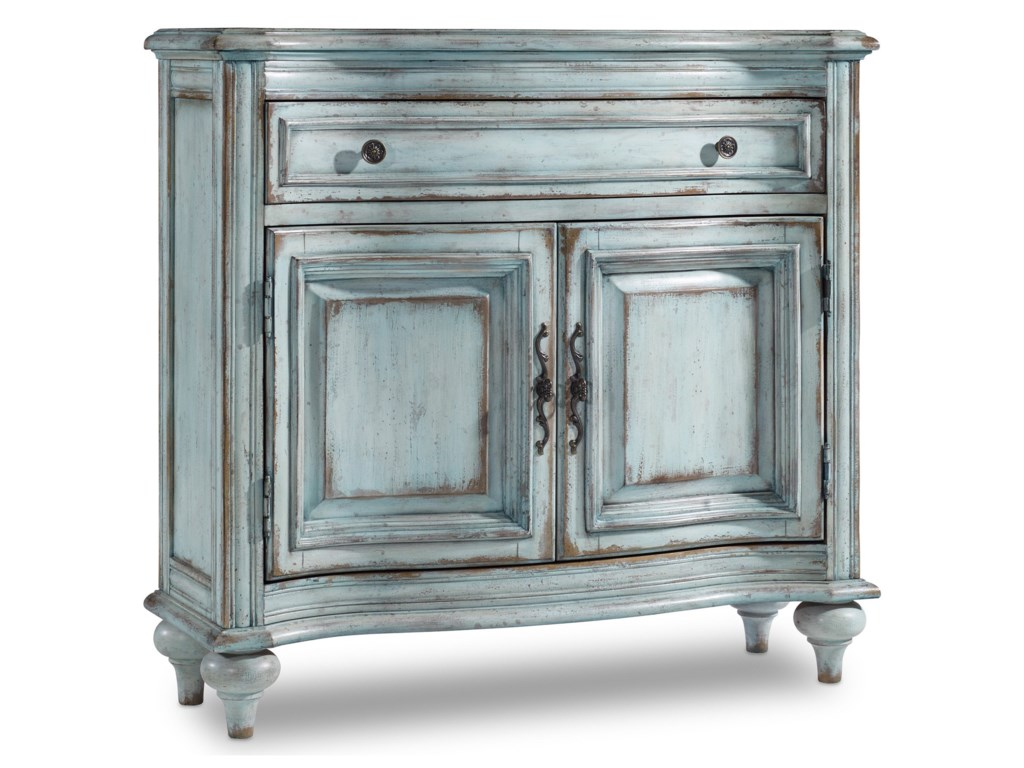 Furniture Living Room Accents1 Drawer 2 Door Chest
