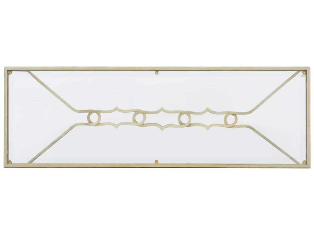 Hooker Furniture Living Room AccentsRectangle Console Table