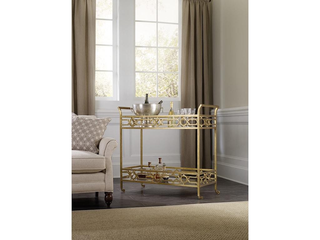 Hooker Furniture Living Room AccentsServing Cart