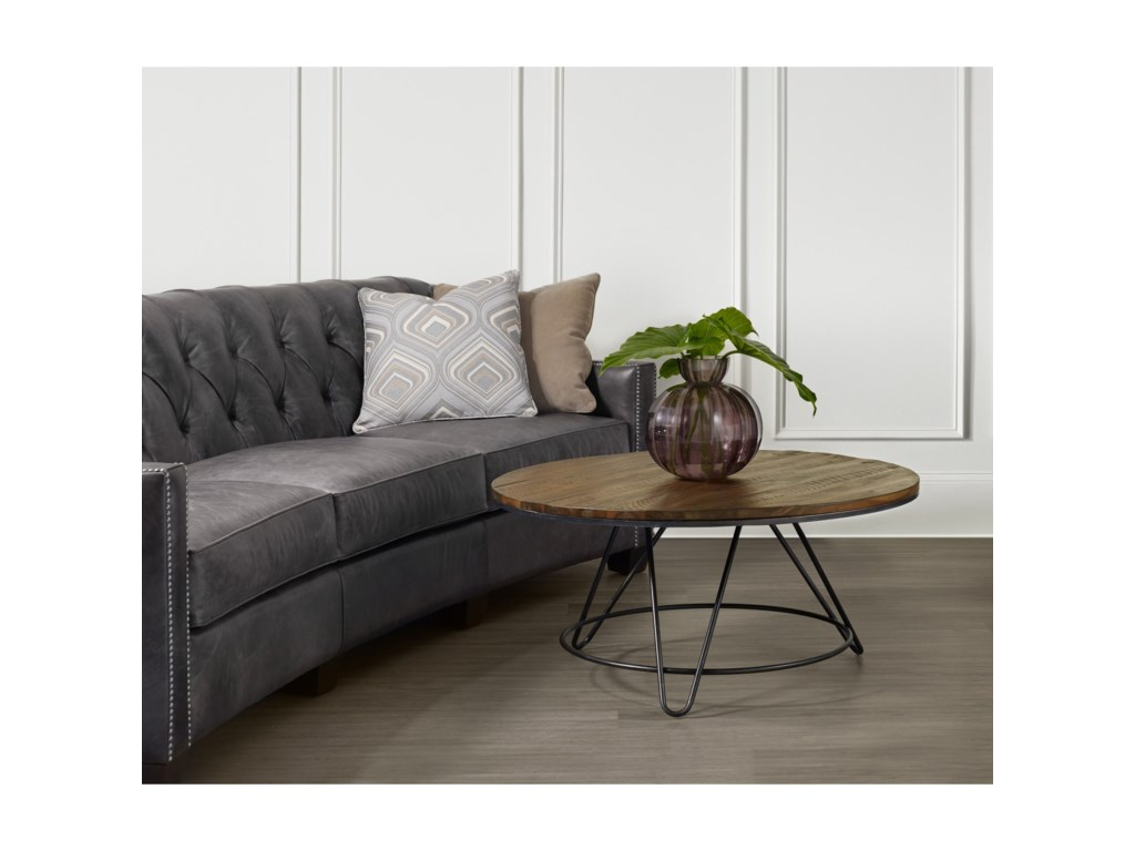 Hooker Furniture Living Room AccentsRound Cocktail Table