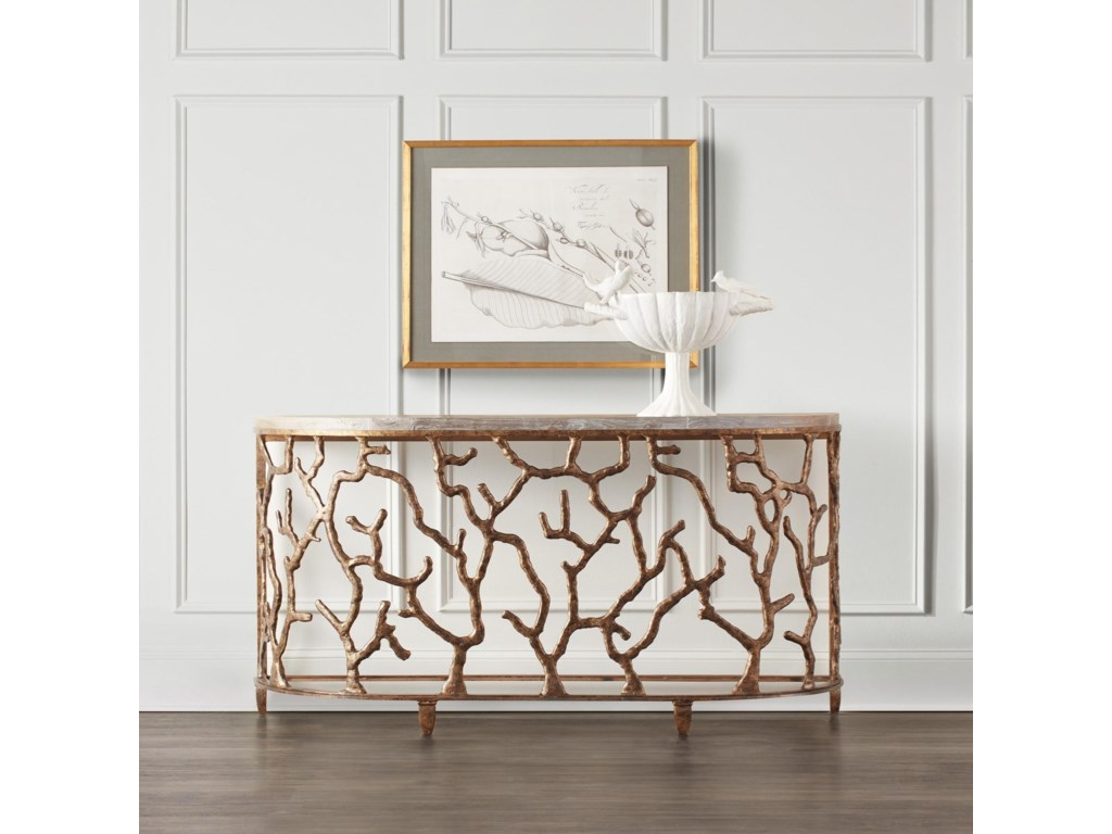 Hooker Furniture Living Room AccentsCoral Console