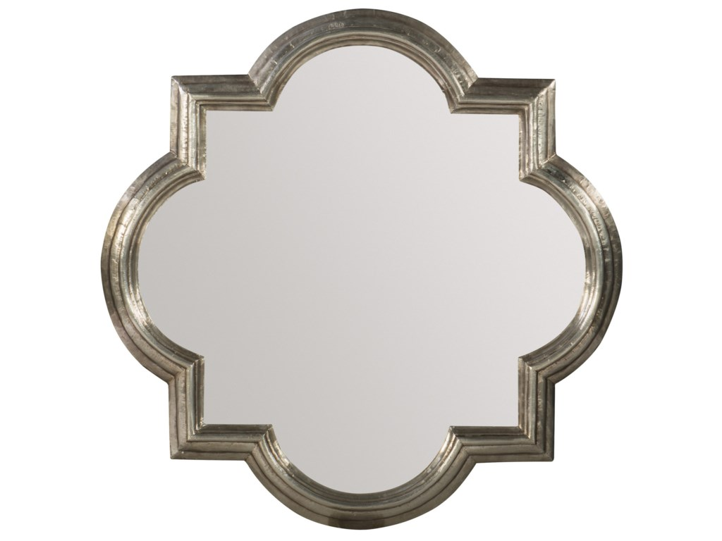 Hooker Furniture Living Room AccentsGerman Silver Mirror