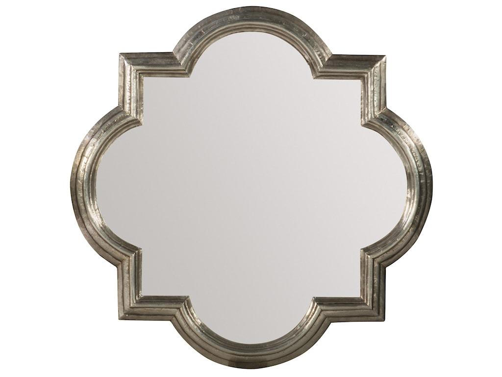 Hooker Furniture Living Room AccentsGerman Silver Mirror