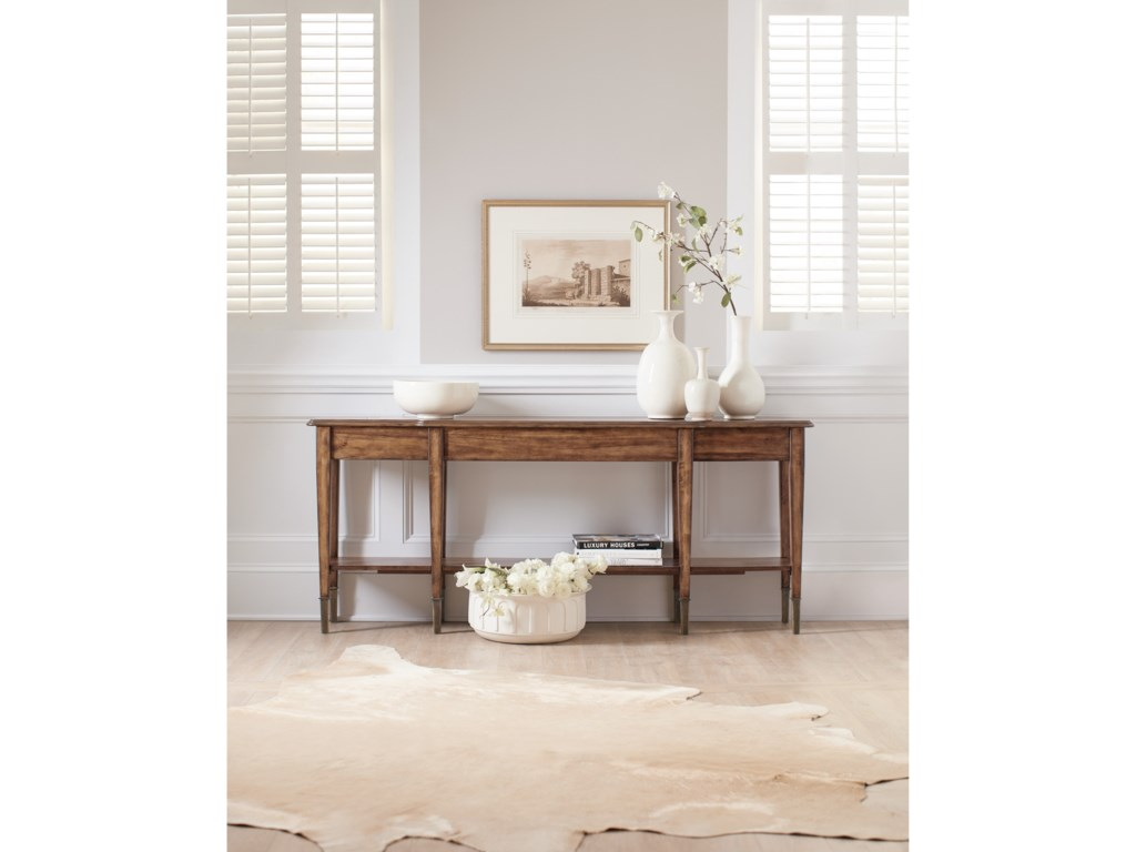 Hooker Furniture Living Room AccentsSkinny Console Table