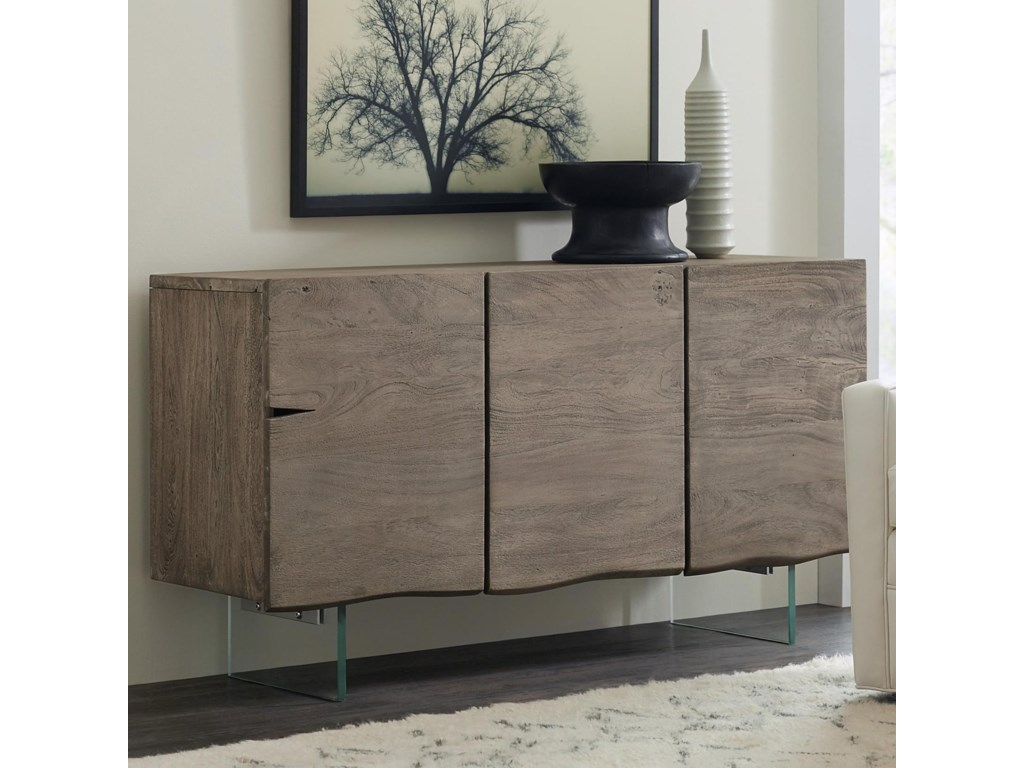 Hooker Furniture Living Room Accents3-Door Credenza