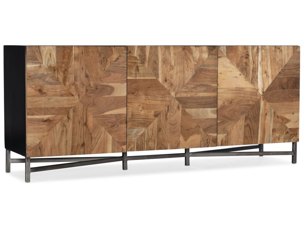 Hooker Furniture Living Room AccentsEly Entertainment Console