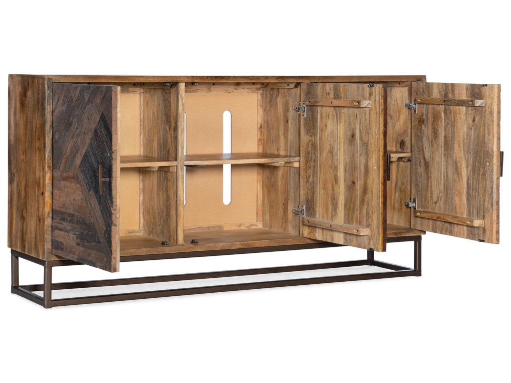Hooker Furniture Living Room AccentsEntertainment Console