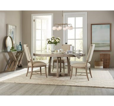 Hooker Furniture Affinity5 Pc Dining Set