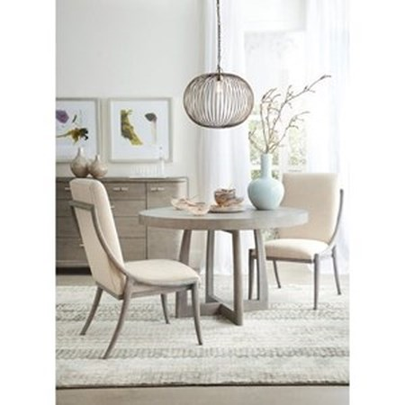 Wood & Metal & Other & Round Dining Tables & Kitchen Tables ...
