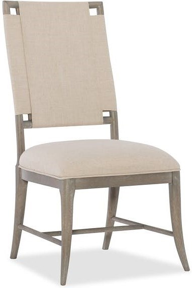 Hooker Furniture Affinity Transitional Upholstered Side Chair