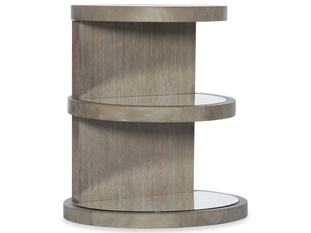 Hooker Furniture AffinityRound End Table