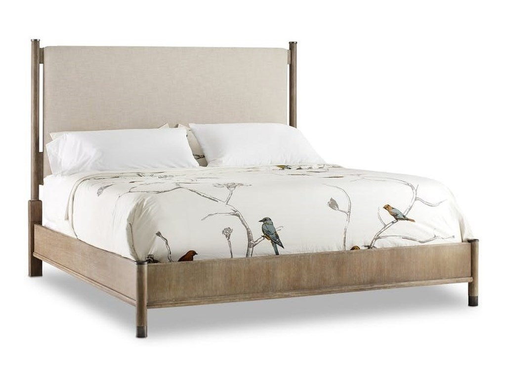 Hooker Furniture AffinityCalifornia King Upholstered Bed