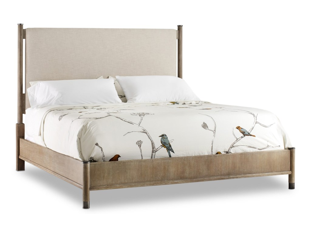 Hooker Furniture AffinityKing Upholstered Bed
