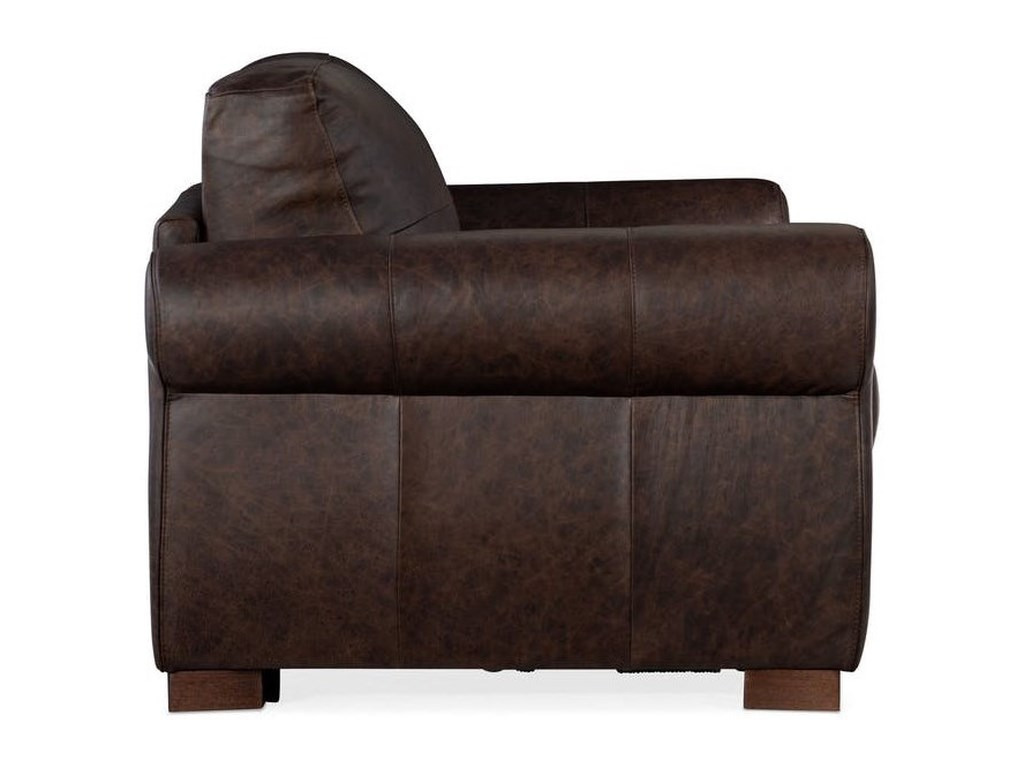 Hooker Furniture AftonArm Chair and a Half with Sleeper