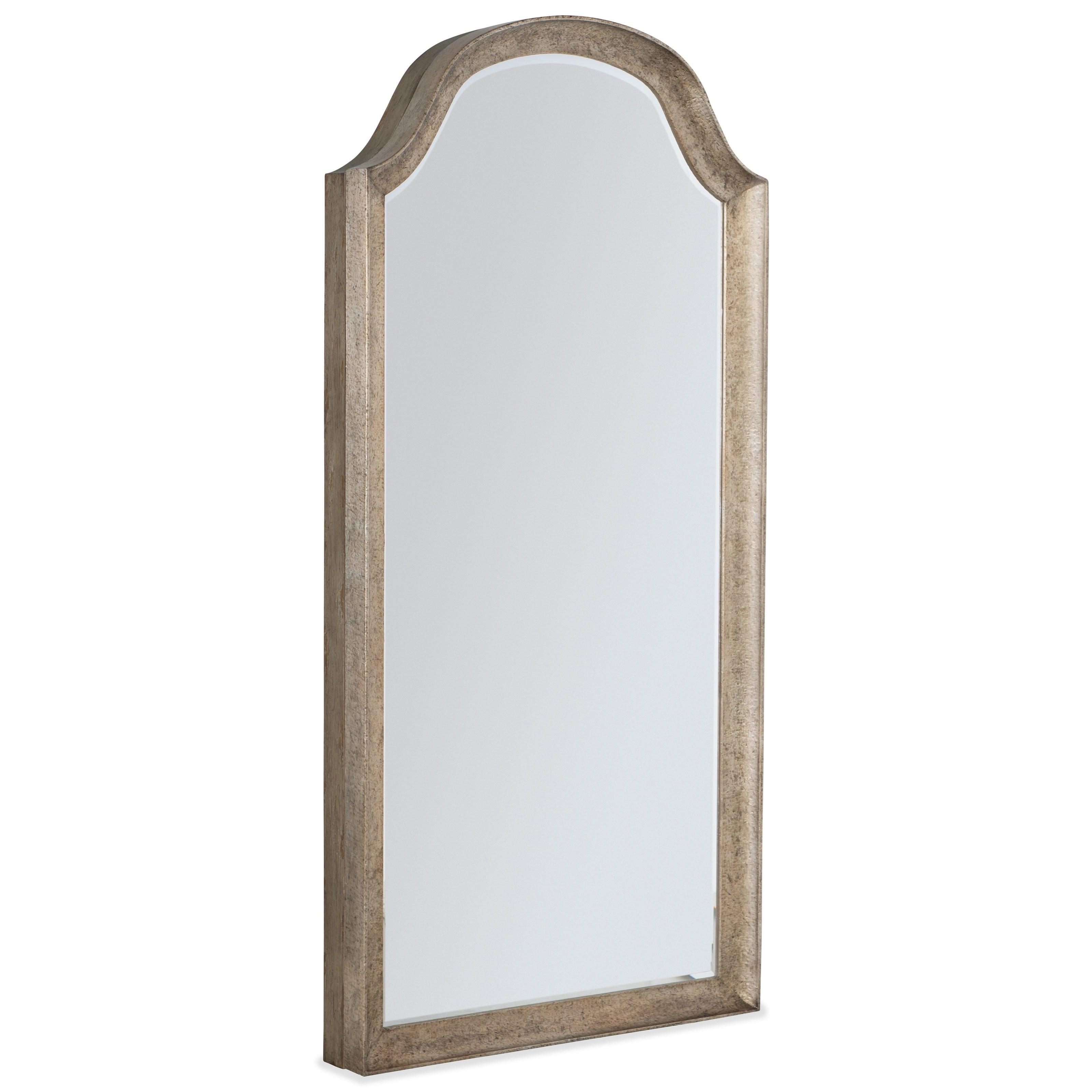 Paradiso Floor Mirror with Jewelry Storage