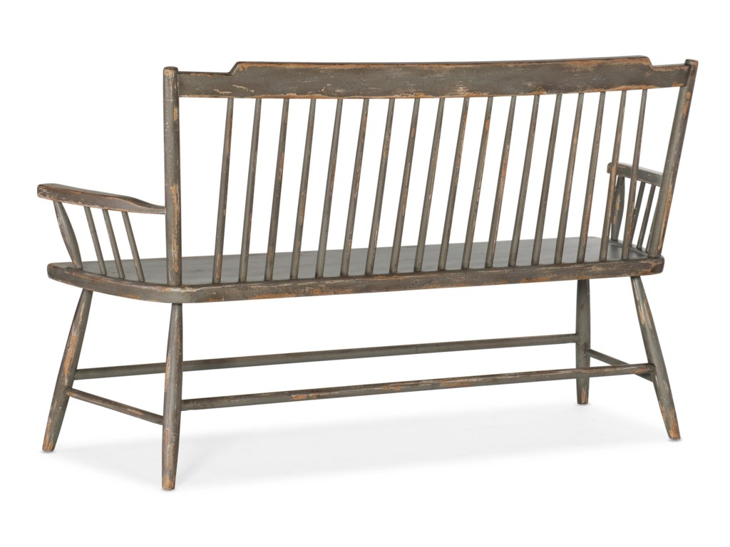 Hooker Furniture AlfrescoMarzano Dining Bench