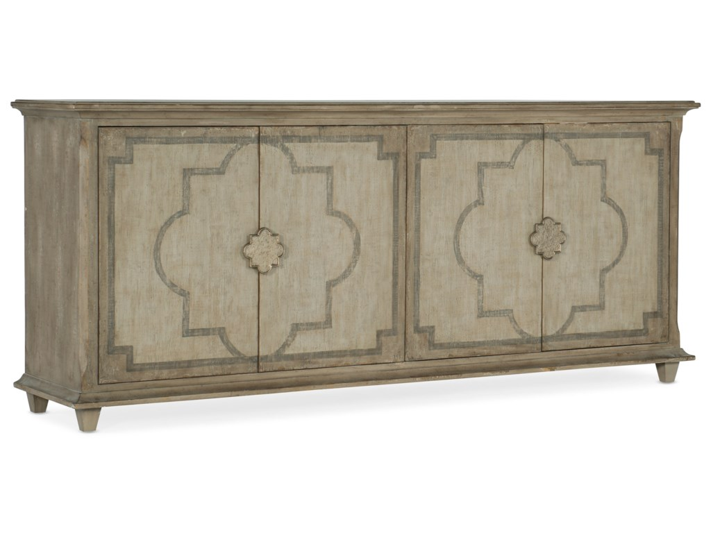 Hooker Furniture AlfrescoPalazzo Entertainment Console