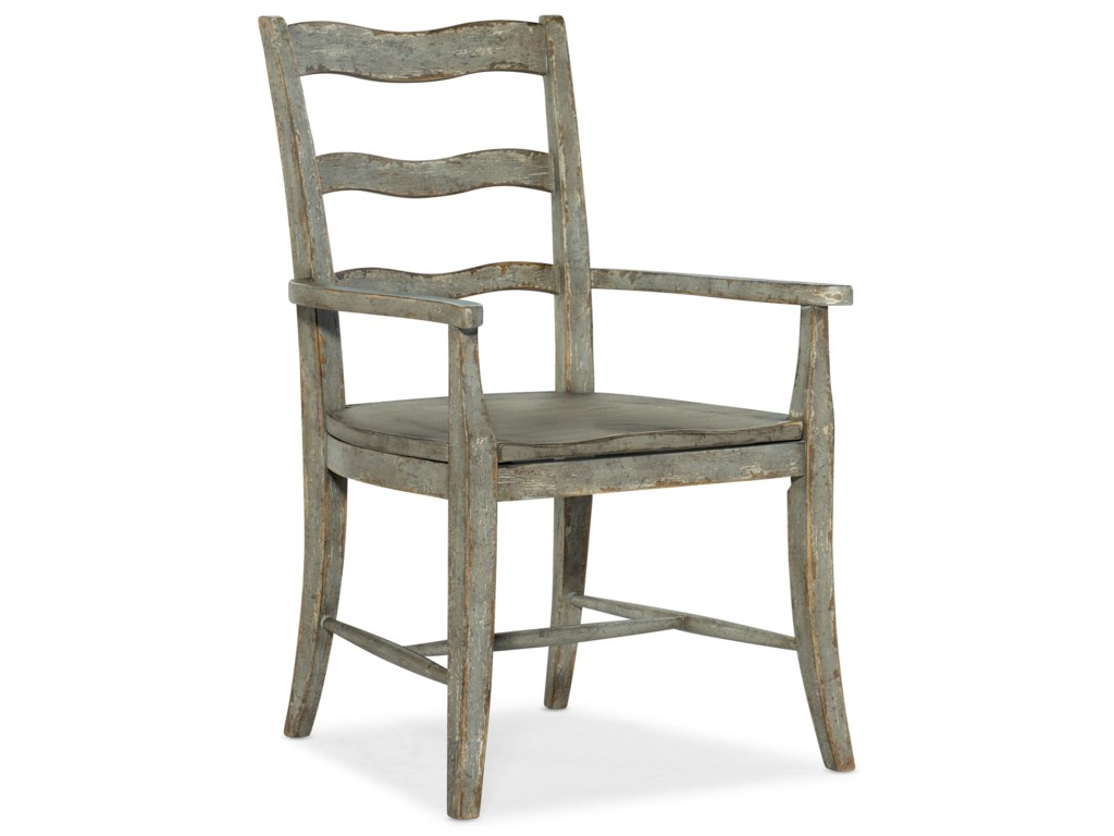 Hooker Furniture AlfrescoLa Riva Ladder Back Arm Chair