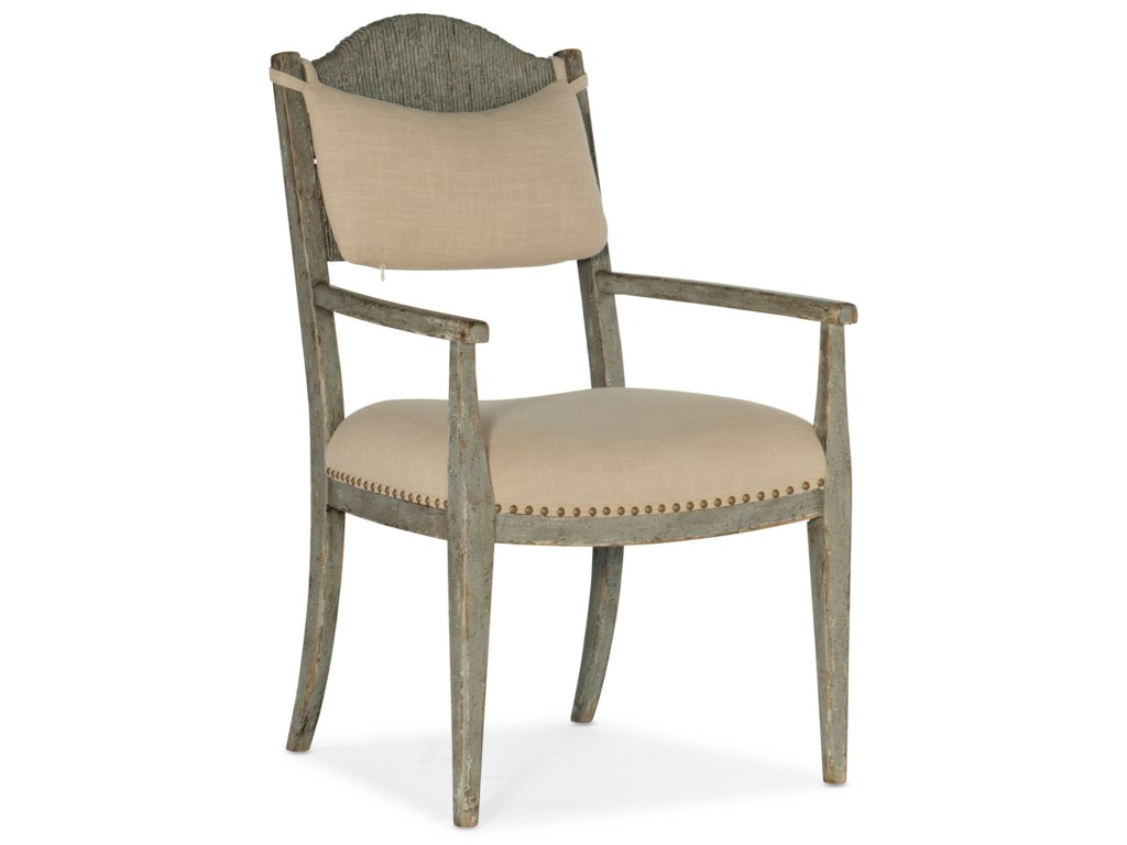 Hooker Furniture AlfrescoAperto Rush Arm Chair