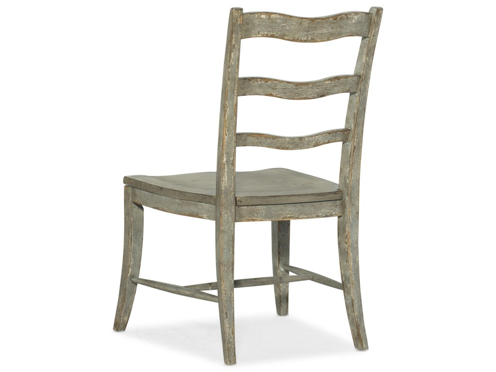 Hooker Furniture AlfrescoLa Riva Ladder Back Side Chair