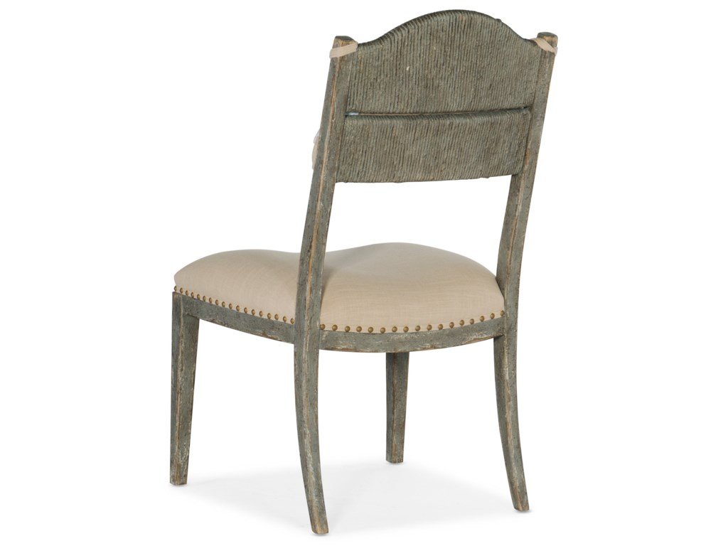 Hooker Furniture AlfrescoAperto Rush Side Chair