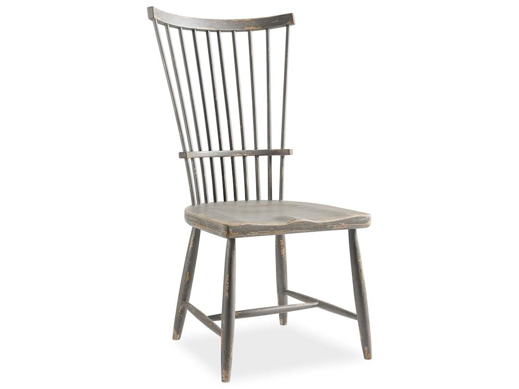 Hooker Furniture AlfrescoMarzano Windsor Side Chair