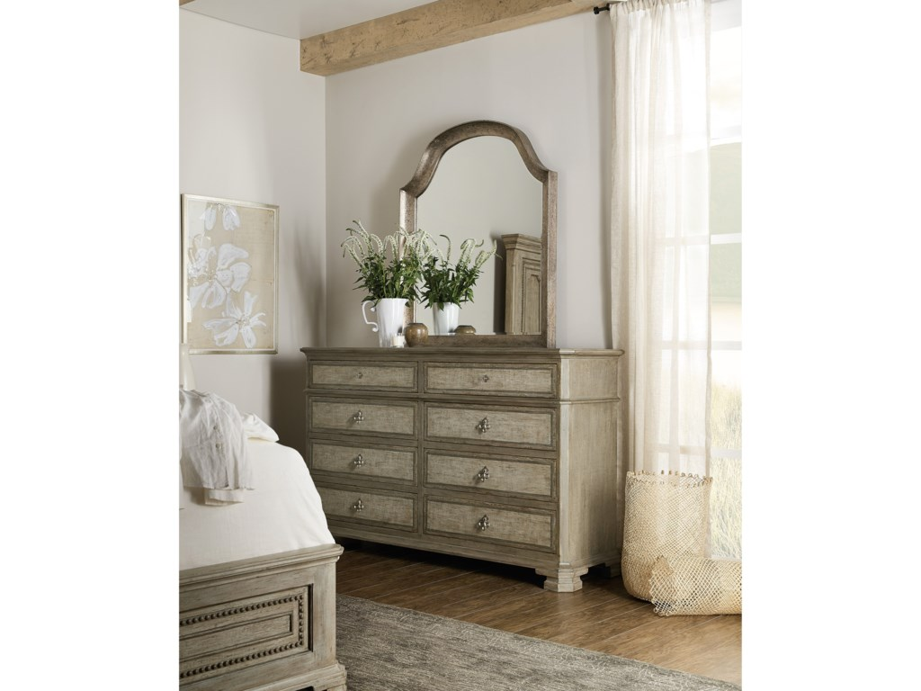 Hooker Furniture AlfrescoAldo Eight-Drawer Dresser