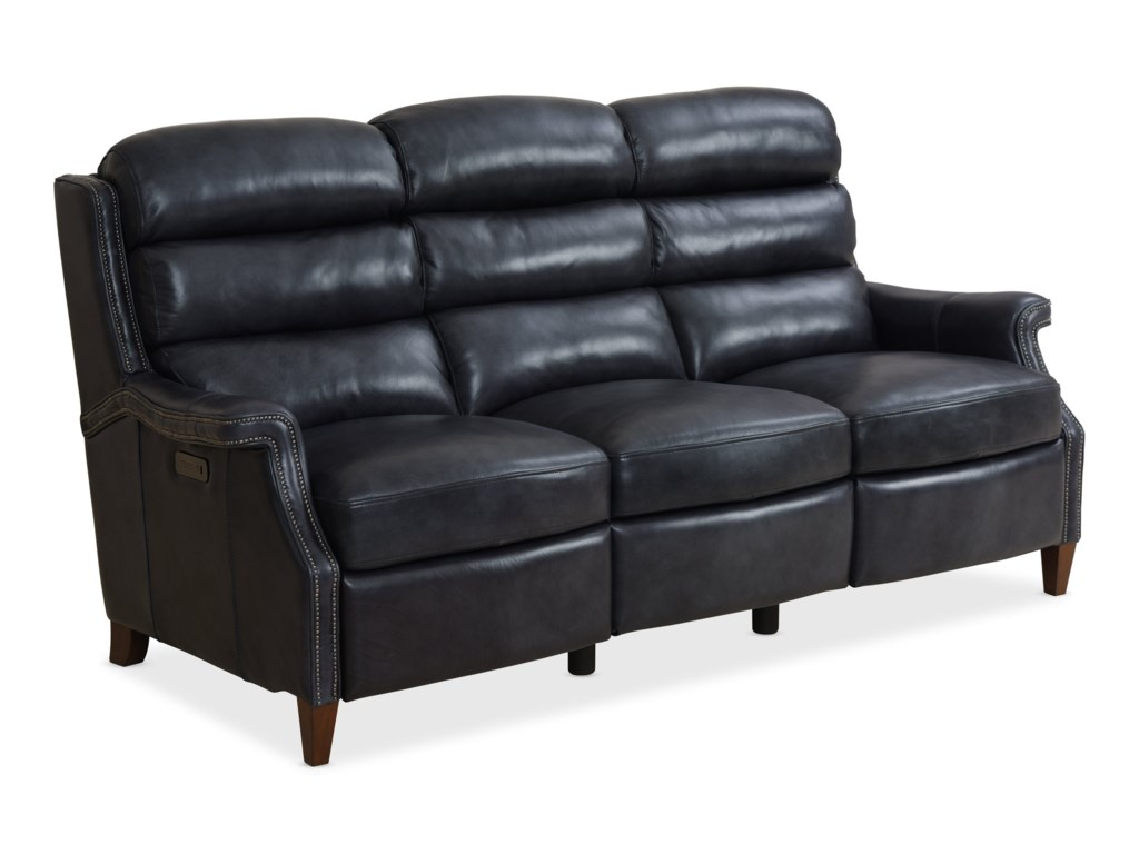 Hooker Furniture AllayMotion Sofa with Power Headrest