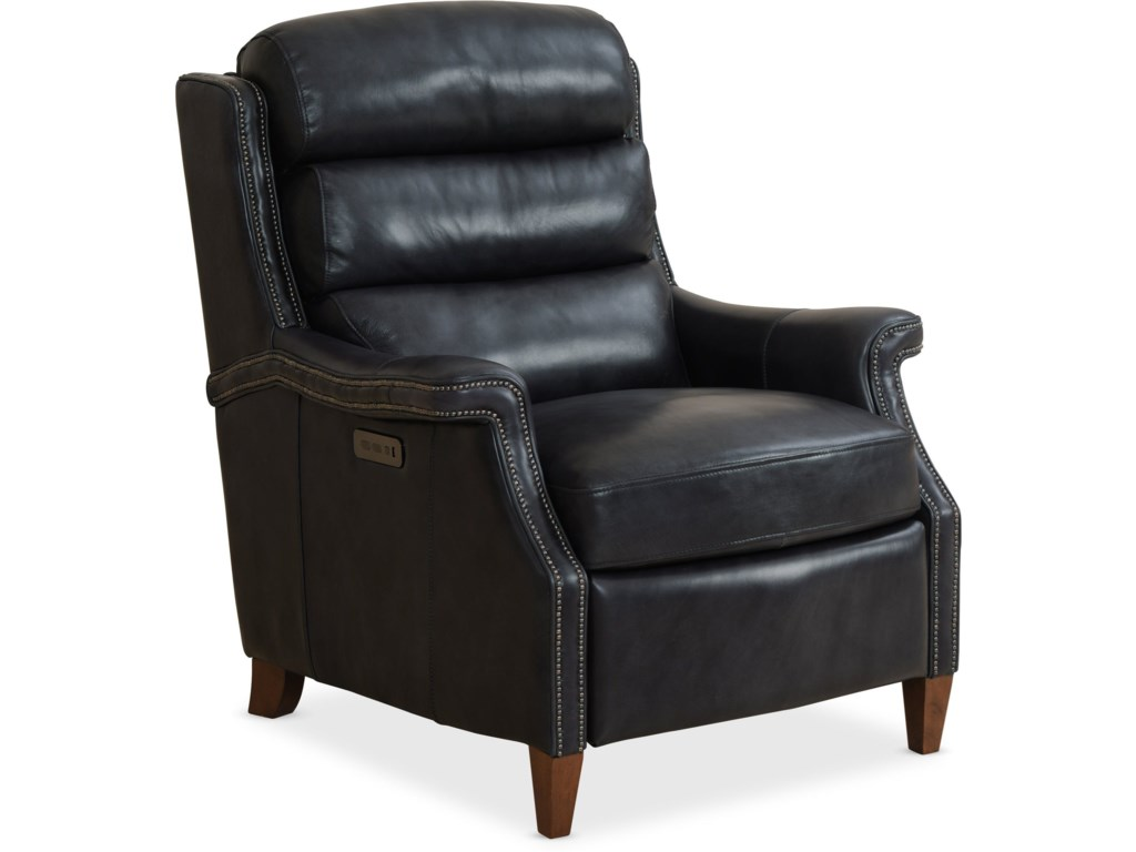 Hooker Furniture AllayPower Recliner with Power Headrest