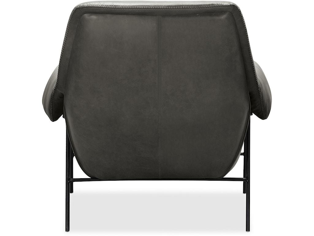 Hooker Furniture AmbroiseMetal Frame Club Chair