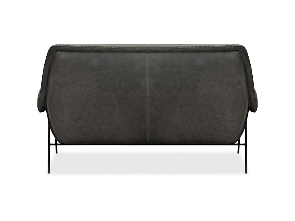 Hooker Furniture AmbroiseSettee w/ Metal Frame