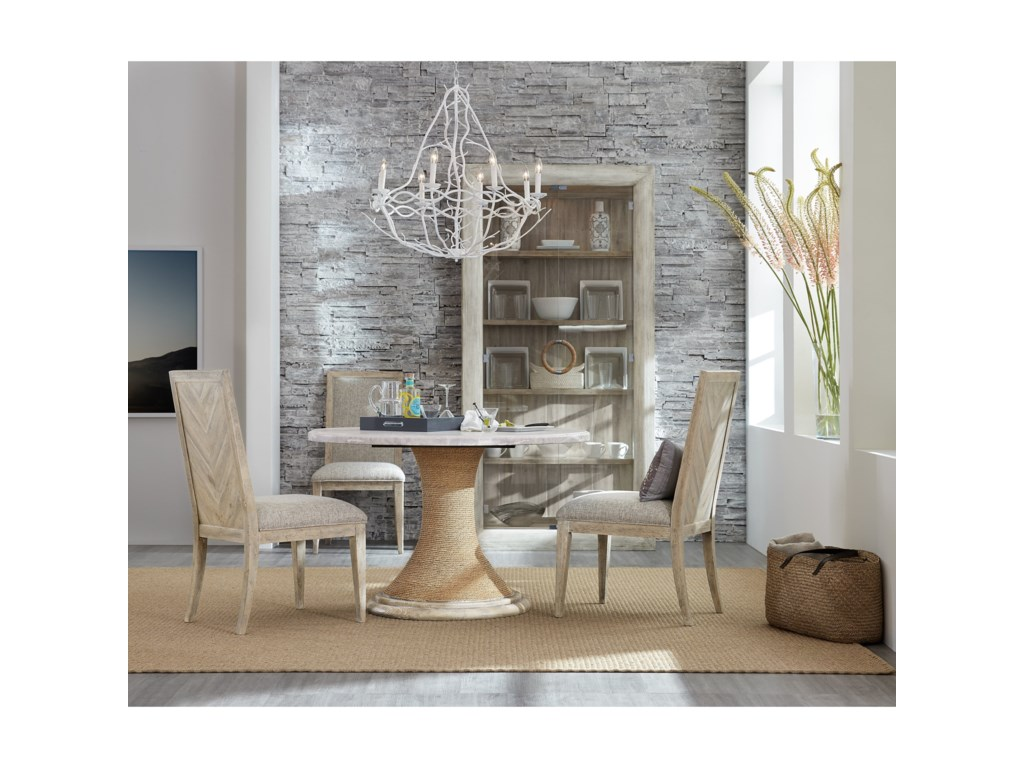 Hooker Furniture American Life-AmaniCasual Dining Room Group