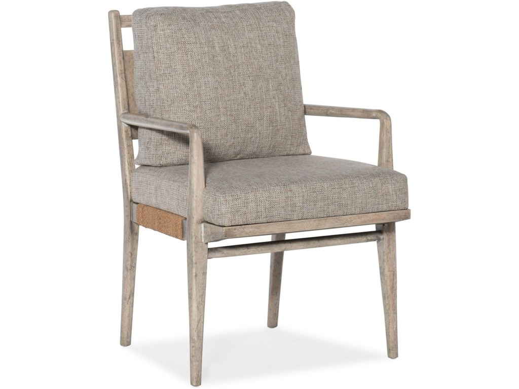 Hooker Furniture American Life-AmaniUpholstered Arm Chair