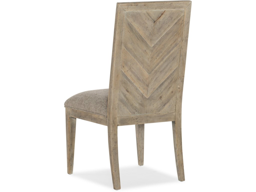 Hooker Furniture American Life-AmaniUpholstered Side Chair