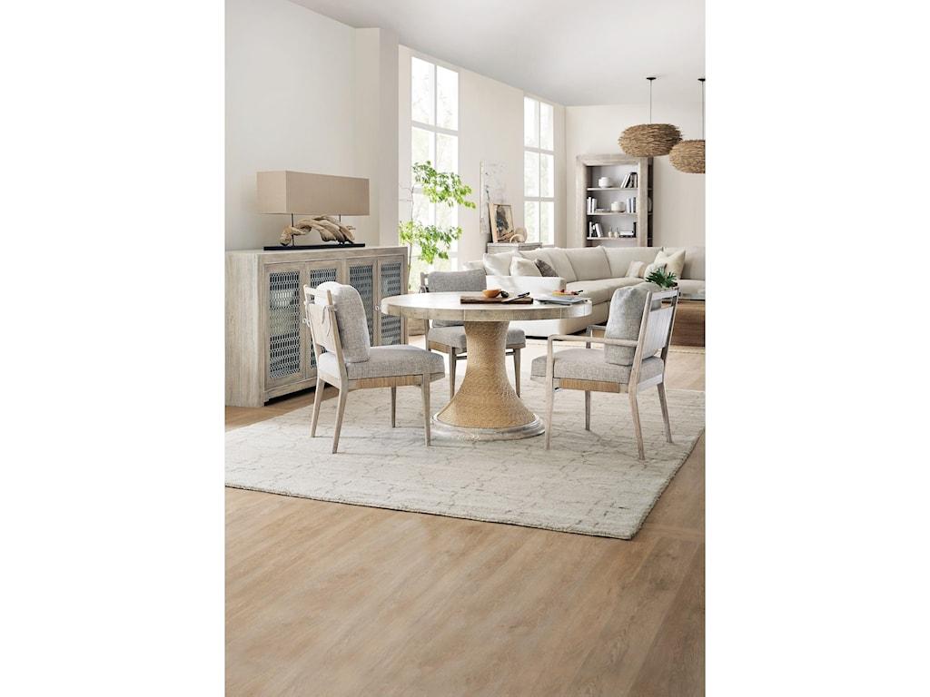 Hooker Furniture American Life-AmaniFour-Door Buffet