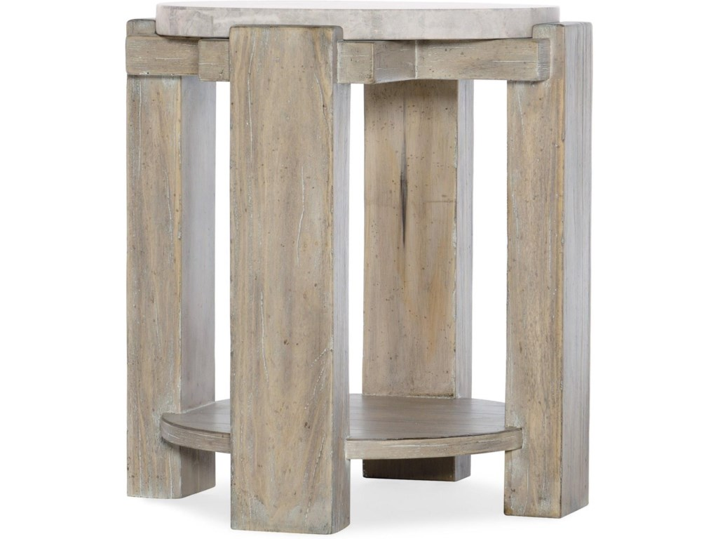 Hooker Furniture American Life-AmaniRound End Table